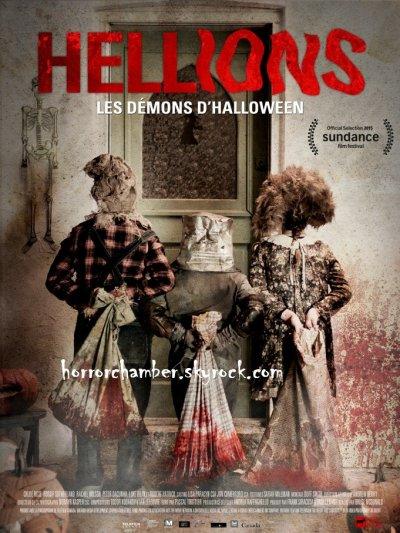 Hellions - les démons d'Halloween