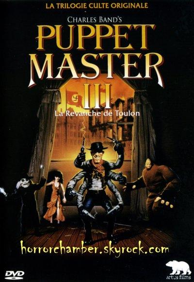 Puppet Master III - la revanche de Toulon