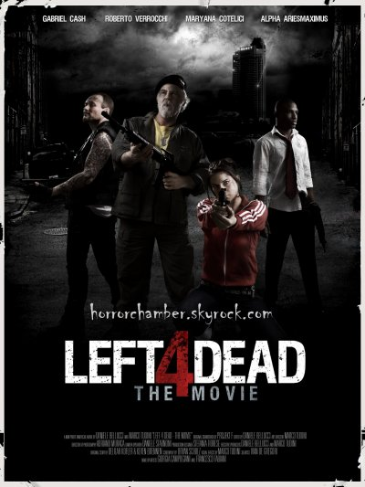 Left 4 Dead [Fan-film]