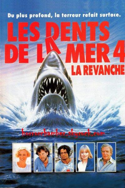 Les Dents de la Mer 4, la revanche