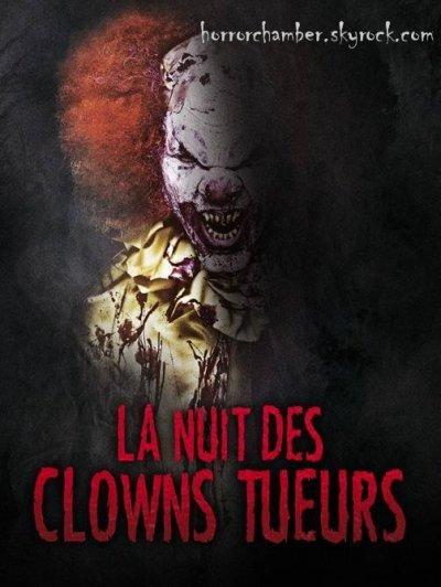 La Nuit des Clown Tueurs