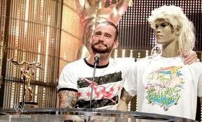 Slammy Awards 2011 (ne concernant que CM Punk)