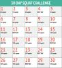 30 Days Squat Challenge #2