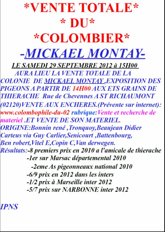 VENTE TOTALE DE MICKAEL MONTAY 02