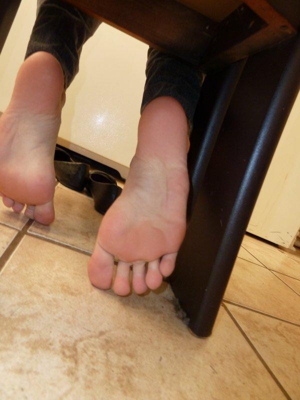 Pretty Sexy Feet