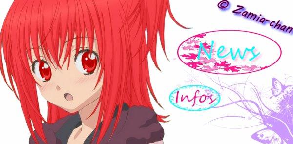 ♪ News  ♪ Infos