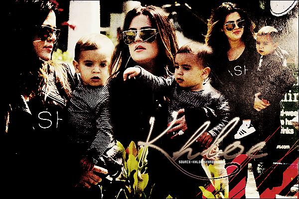 Bienvenue sur Ta Nouvelle Source française sur La Sublime Khloe Kardashian Odom .
