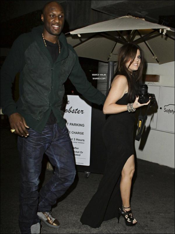 EXCLUSIF : Khloé & Lamar revenir pour deux saisons et trois.