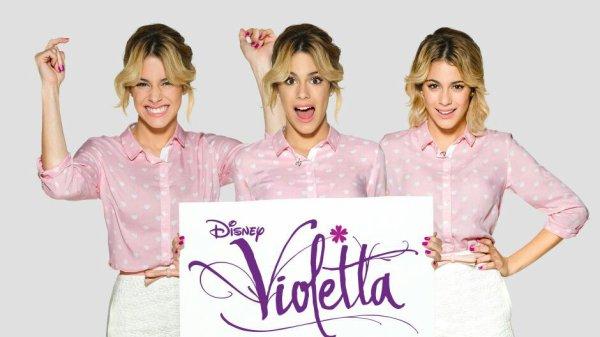 Il y a quoi de nouveau dans Violetta?