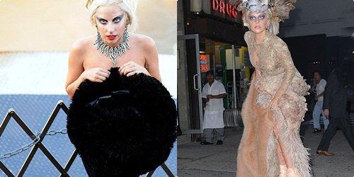 Candids : GaGa faisant des Shoot à NYC Vos avis sur ses tenues ...