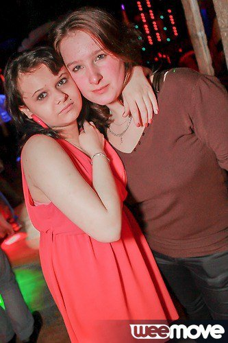 Moi & Élodie. ♥