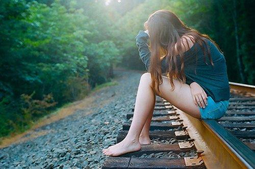 C'est tellement plus facile de fuir que de se battre pour ce qu'on veut vraiment.