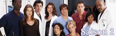 Grey's anatomy saison 1 - 5