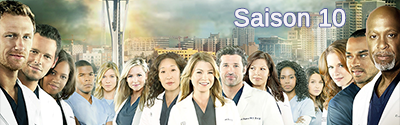 Grey's anatomy saison 5 - 10