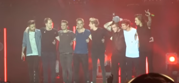 One Direction last show