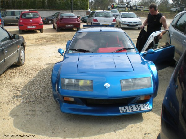 alpine a310 v6 pack gt blog de voitures rare ancienne. Black Bedroom Furniture Sets. Home Design Ideas