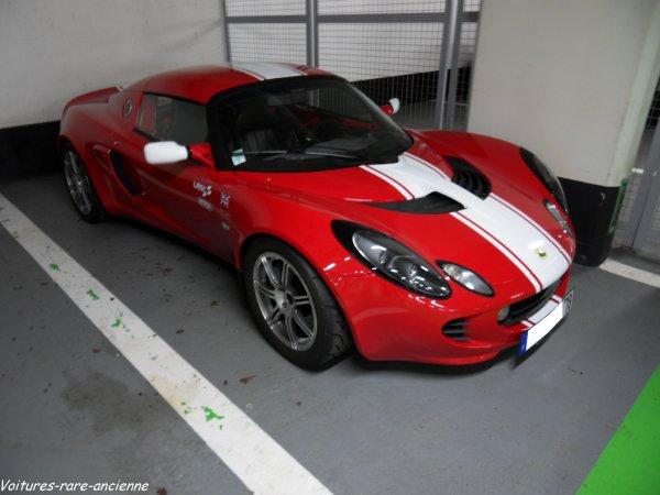 lotus elise sport racer blog de voitures rare ancienne. Black Bedroom Furniture Sets. Home Design Ideas
