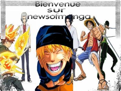 Salut All Qui Veu Avoir Les Informations Que Je Trouve Sur Les Mangas