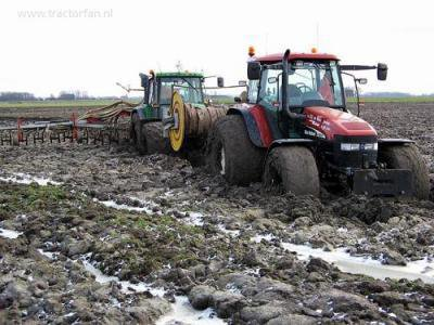 new holland planté