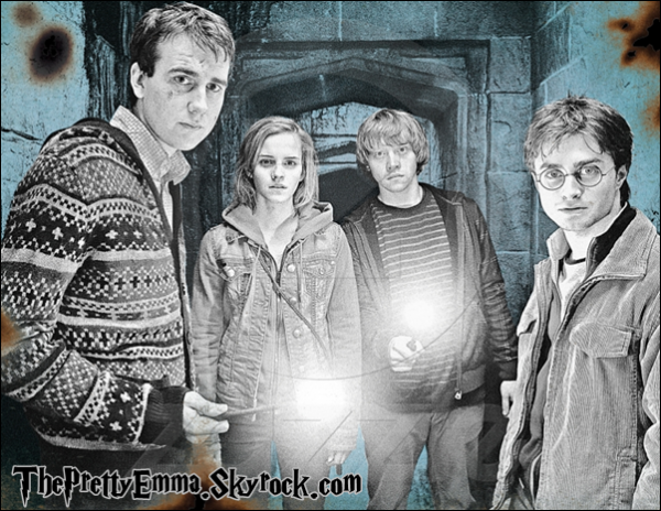 .Nouvelles photos promotionnelle d'Harry Potter !   .