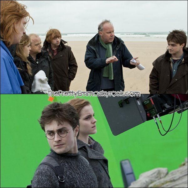 .  Nouvelles photos Promotionelles de Harry Potter 7 !  .