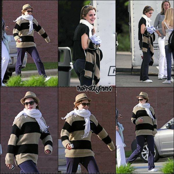 .Emma allant au cinema à pittsburgh ! - le 22/05. Un gros flop sa tenue !  .
