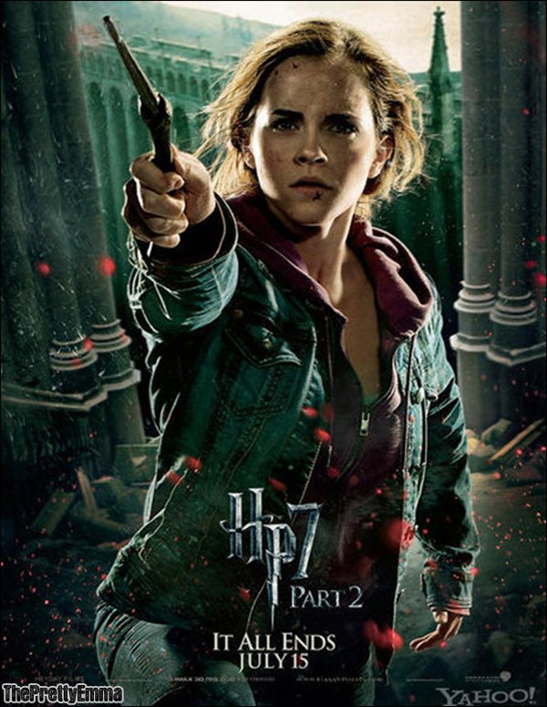 .Nouvelle photo promotionnelle d'Harry Potter !  .