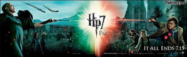 .Nouvelles photos promotionnelles pour HARRY POTTER 7 PART 2 !  .