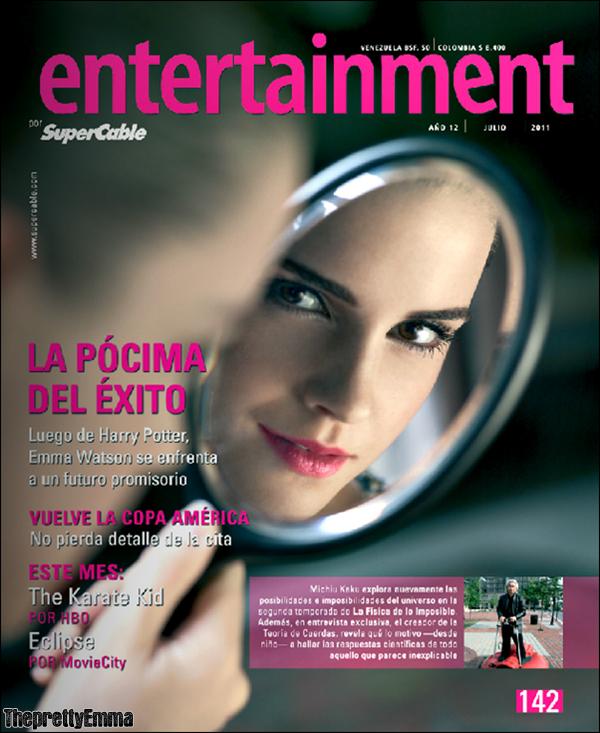 .Emma fesant la couverture de Magazines + une nouvelle/ancienne photo !  .