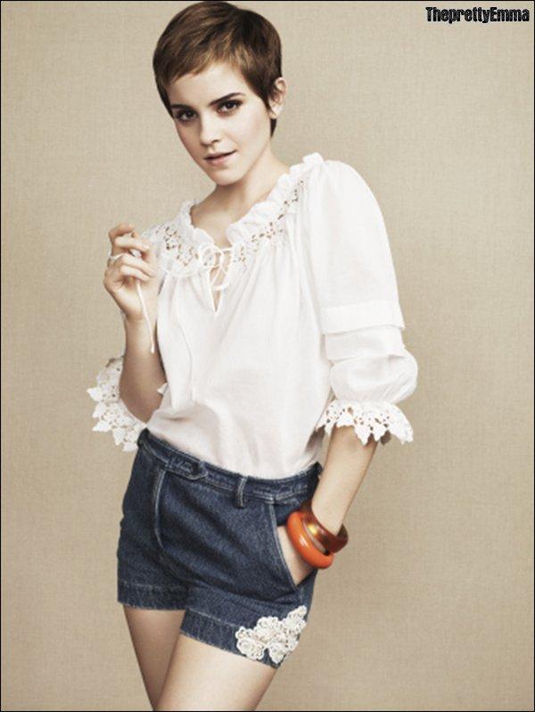 .Nouvelle photo tiré du magazine Vogue US !  .