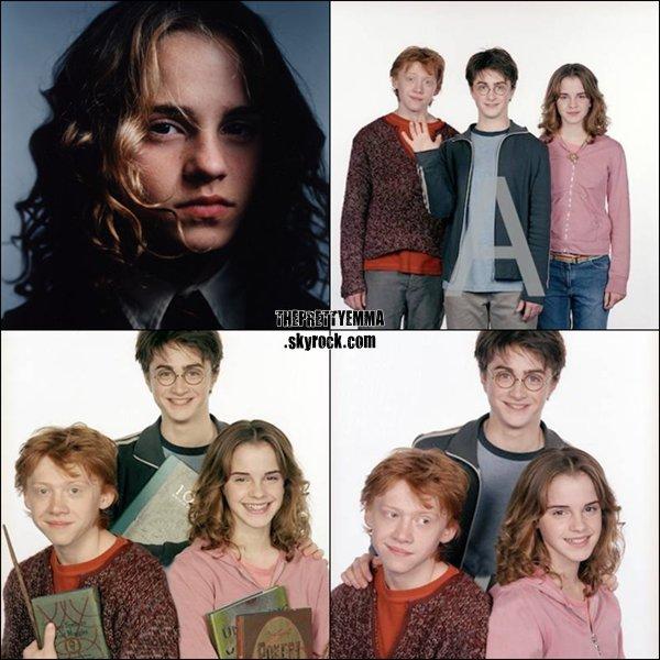 .Nouvelles/anciennes photos promotionnelles d'Harry Potter et le prisonnier d'Azkaban.  . + De Nouvelles photos d'anciens photoshoot   .
