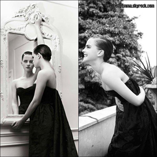 .Nouvelles photos d'Emma pour le photoshoot fait pour Mariano Vivanco.  .