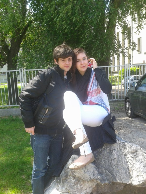Moi & Florian :)