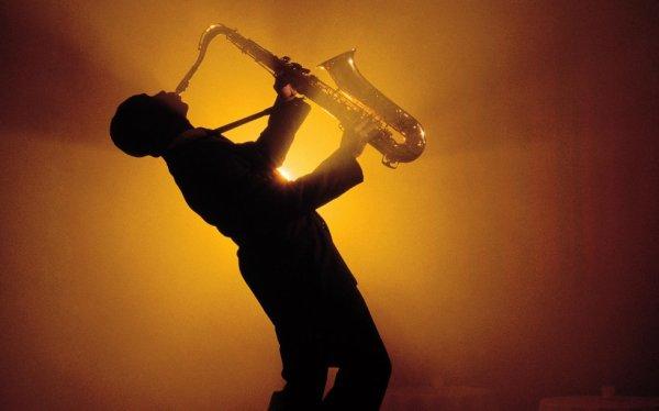Солнечный саксофон . Sunny saxophone