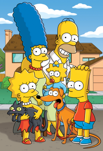 The Simpson's Palace