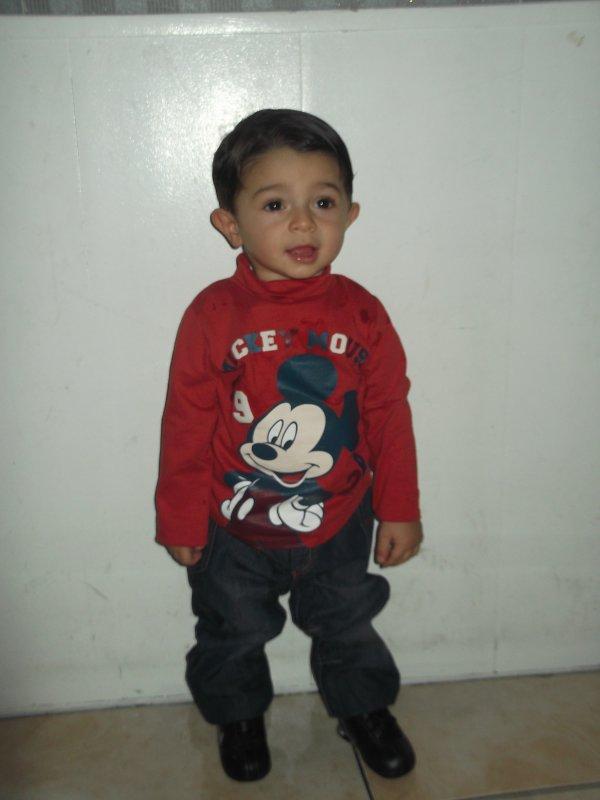 mon petit frère KIM