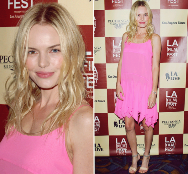"""18 Juin 2011 - Avant Première du film """"Life Happens"""" au Festival de Los Angeles"""