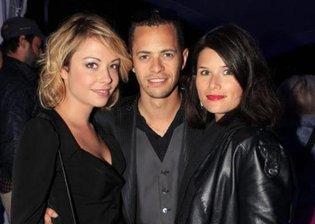 Dounia (Johanna), Ambroise (Rudy) & Flavie (Victoire)