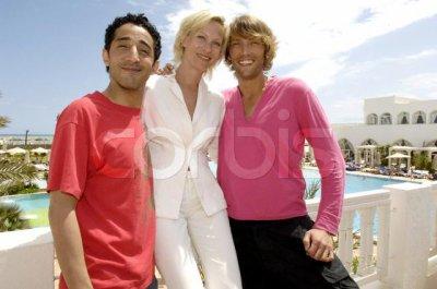 Malik, Céline & Thomas