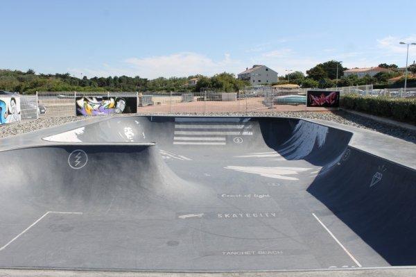skatepark vendée mon coup de coeur