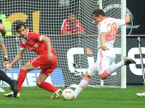Dusseldorf 0-4 Bayern ( 20.09.2012 )