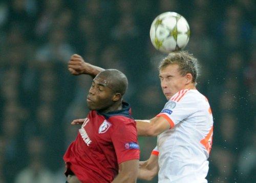 LdC : Lille 0 - 1 Bayern (23.10.2012)