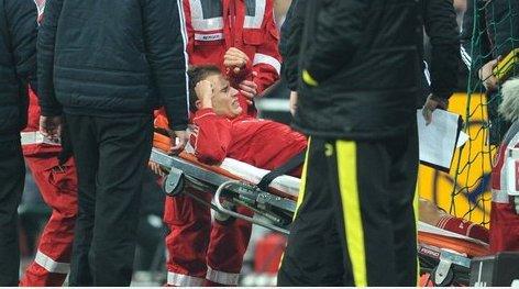 Bayern 1 - 1  Dortmund (01.12.2012)