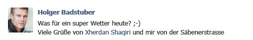 Message facebook (4.04.2013)