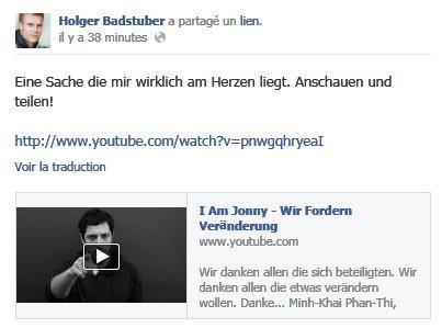 Message facebook ( 4.04.2013)