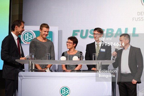 Holger en Interview pour DFB tv (5.09.2013)