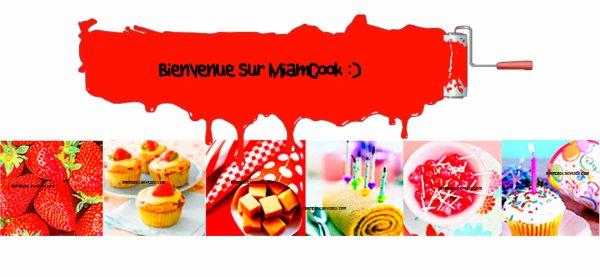 ৩ Bienvenue sur MiamCook