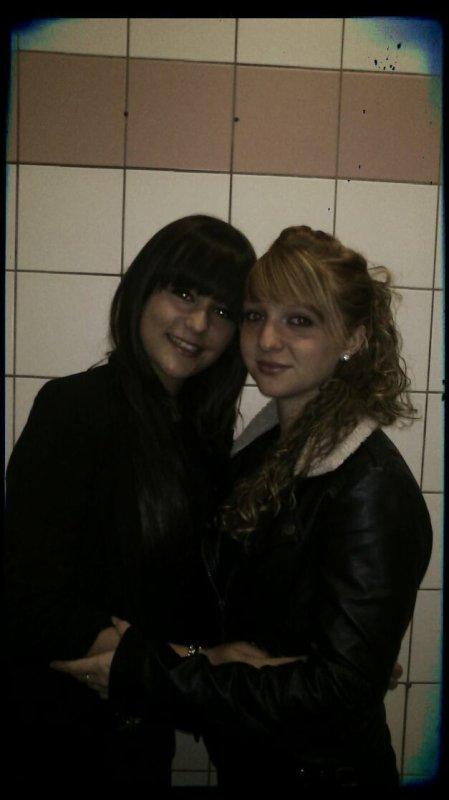 Angelique & Nana