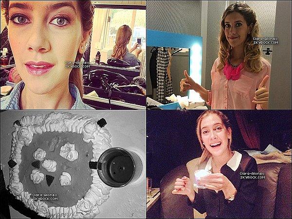 .  Découvre de nouvelles photos Personnelles de Miss Clara ! .