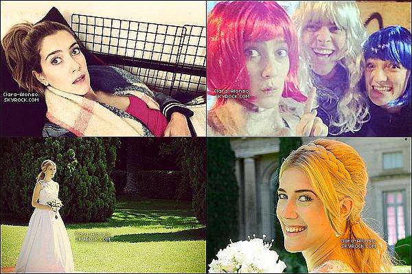 De nouvelles photos de Clara sont apparus sur les réseaux sociaux !